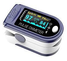 Пульсоксиметр цифровой на палец SPO2 PR