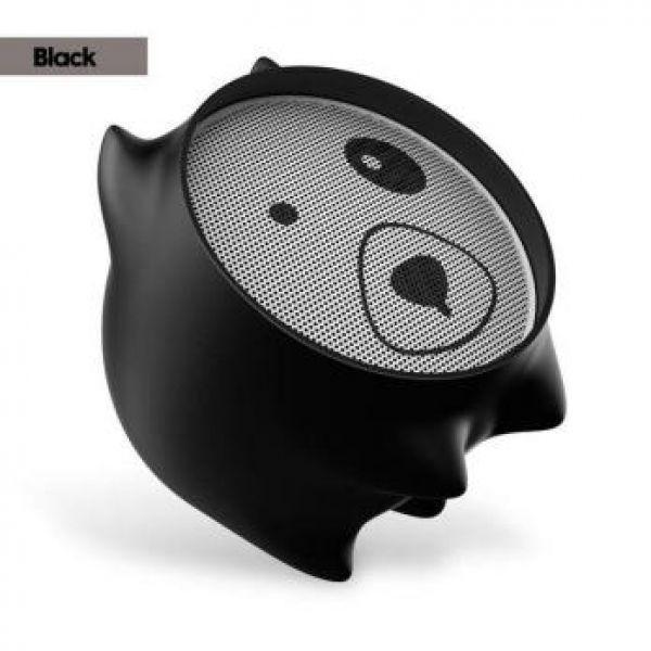 Портативна акустика Baseus Dogz E06 Black