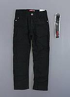 Котоновые брюки на флисе для мальчиков Seagull, фото 1
