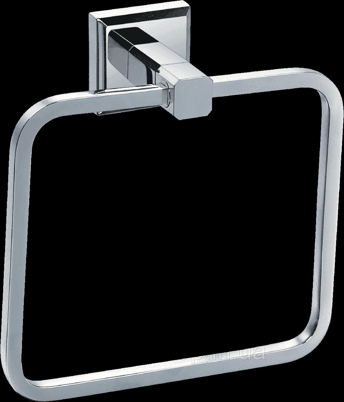 Кольцо держатель для полотенца из латуни