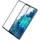 Nillkin Samsung Galaxy S20 FE 2020 CP+PRO tempered glass Black Защитное Стекло, фото 2