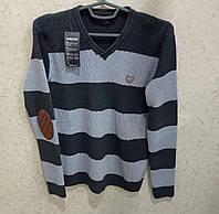 Мужской  свитер молодежный