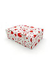 Коробка 247*170*80 Сердечки