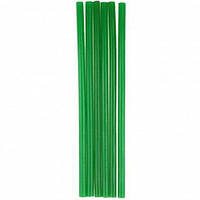 Термоклей диаметр 11мм, длинна 270мм, зеленый, 1кг, GLUE-GREEN