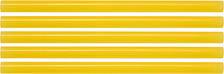 Термоклей диаметр 11мм, длинна 270мм, желтый, 1кг, GLUE-YELLOW