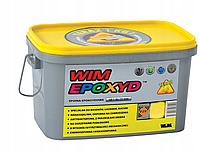 Эпоксидная затирка WIM EPOXYD для швов плитки ведро по 2 кг цвет № 1/11 Серый