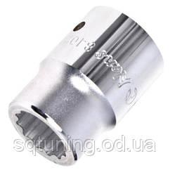 "HANS.Торцевая головка 1""DR 12-гран.24мм     (8402M024) (8402М024)"