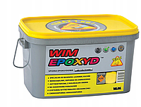 Эпоксидная затирка WIM EPOXYD для швов плитки ведро по 2 кг цвет № 1/12 Титан