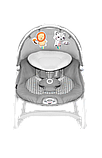 Детское кресло-качалка Lionelo HENK ROSE SCANDI, фото 4