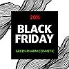 BLACK FRIDAY! -20% на космецевтику Green Pharm Cosmetic