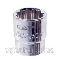 """Alloid. Торцевая головка 3/4"""", 12 гран. 19 мм. (ТГ- 60119M-12)"""
