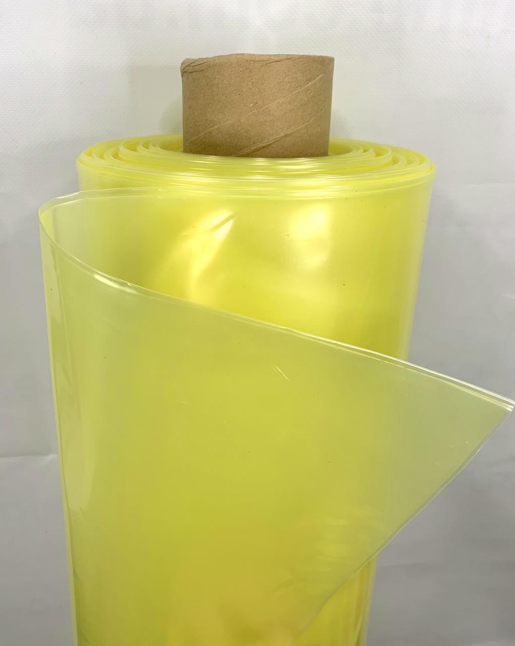 Плівка жовта теплична UV-2% 200 мкм ,6х50 м.