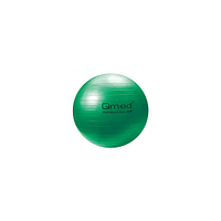 Гимнастический мяч ABS GYM BALL, 65 см, цвет зеленый Qmed КМ-15 Польша