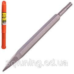 Alloid. Зубило по бетону пикообразное SDS-plus 14x250мм (С-14250)