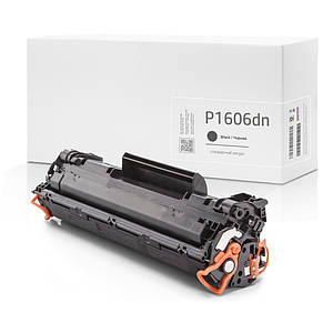 Картридж совместимый HP LaserJet P1606dn (CE749A), 2.100 копий, аналог от Gravitone