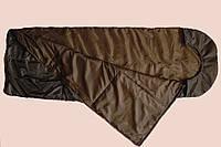 Спальный мешок-одеяло двойной силикон