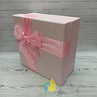 Коробка квадрат S 15 x 15 x 6,5 см