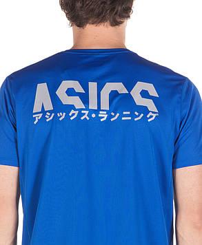 Футболка для бега Asics Katakana Ss Top 2011A813 401, фото 2