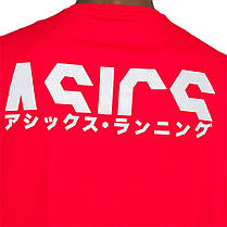 Футболка для бега Asics Katakana Ss Top 2011A813 600, фото 2