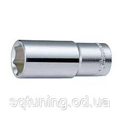 "HANS. Торцевая головка глубокая 1/2"" 6-гр. 10 мм  (4300M10) (4300M10)"