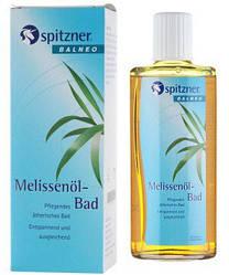 """Жидкий концентрат для ванн """"Мелисса"""" Spitzner Arzneimittel, 190 ml."""