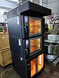 Печь Wiesheu  -стойка комплект конвекционная 5+5+расстойка оригинальная, фото 5