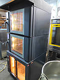 Печь Wiesheu  -стойка комплект конвекционная 5+5+расстойка оригинальная, фото 4