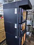 Печь Wiesheu  -стойка комплект конвекционная 5+5+расстойка оригинальная, фото 3