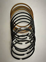 Кільця поршневі 72.0 Таврія 1102, Славута GROG Корея