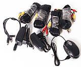 Комплект видеонаблюдения UKC DVR регистратор 4-канальный и 4 камеры DVR CAD D001 KIT, фото 2