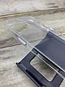 Чехол на iPhone 12 mini Противоударный Space прозрачный, фото 2