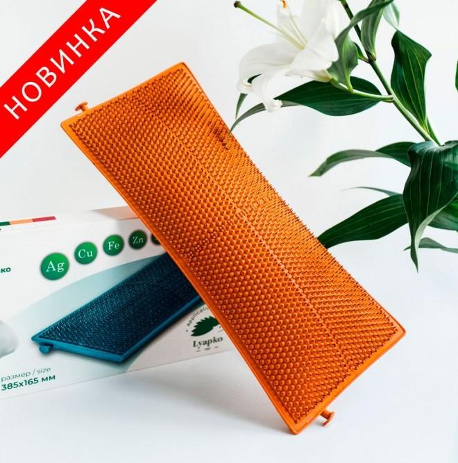 Аппликатор Ляпко - Массажная Подушка Игольчатая 5.8 AG, 38.5 х 16.5 см