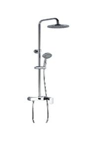 Смеситель для ванны со стационарным душем GLOBUS DS0011