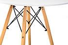 Стол обеденный круглый не раскладной  МДФ TM-35 Vetro Mebel™, фото 5
