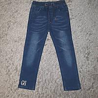 Джинсові штани для хлопчиків на флісі Taurus 116-146 р. р
