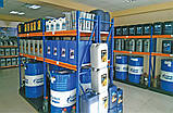 Стеллаж полочный 2000х1840х800 мм, 3 полки с ДСП оцинкованный для гаража, склада, магазина, фото 4