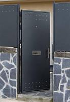 Металлические двери под любые размеры проемов