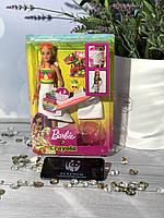 Кукла Barbie Crayola Фруктовый сюрприз Барби