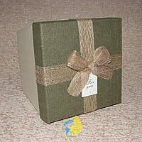 Коробка  L 22 x 22 x 19,5 см