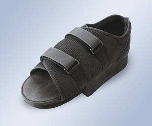 Послеоперационная обувь барука, с разгрузкой переднего отдела Orliman (Испания) XL