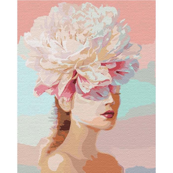 Картина по номерам КНО4765 Квіткові думки, 40x50 см., Идейка