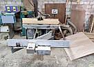 ФСШ-1А форматно-фрезерный станок бу с обратной базой для производства паркета или фасадов, фото 4