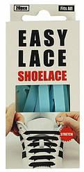 Силиконовые шнурки для обуви Easy Lace box
