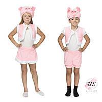 Карнавальный детский костюм свинки, Поросенка., фото 1