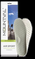 Гигиенические стельки для спортивной обуви Mountval Air Sport 38