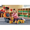 """Большой игровой набор """"Фрукты и овощи в ведерках"""" Learning Resources, фото 7"""