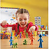 """Набор фигурок для сортировки """"Семья"""" (72 шт) Learning Resources, фото 3"""