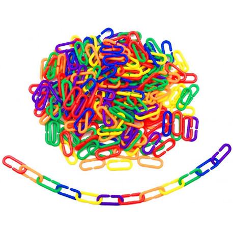 Соединительные скрепки 6 цветов (60 шт) EDX Education