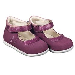 Ортопедические туфли для девочек Memo Fiona 1HJ Фиолетовые 21