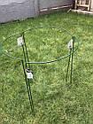 Кольцевая опора для растений, 1/3 круга, D=40см, H=90см, TYRP34090, фото 2